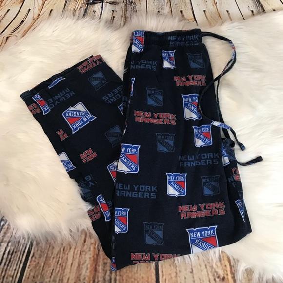 brand new ffe7e 270d3 NY Rangers Pajama Pants